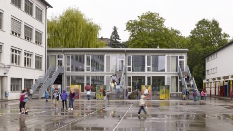 Pavillons scolaires Fribourg